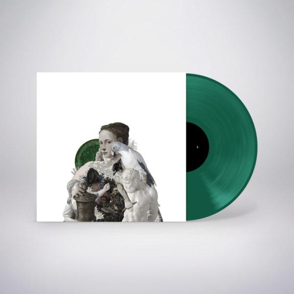ZWARTGROEN 12″ vinyl 180 grams